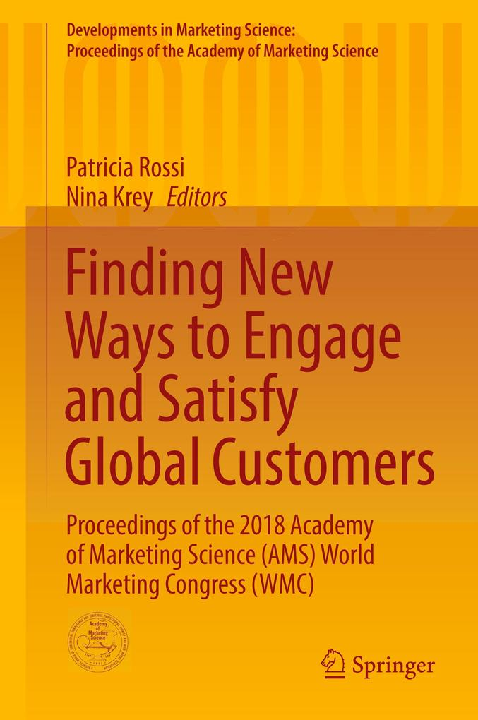 Finding New Ways to Engage and Satisfy Global Customers als Buch von