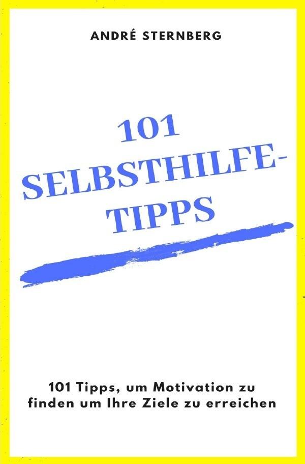 101 Selbsthilfe-Tipps als Buch (kartoniert)