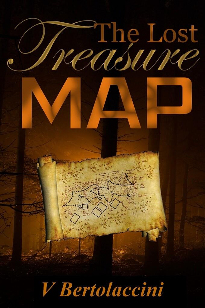 The Lost Treasure Map Book Collection (Latest E...