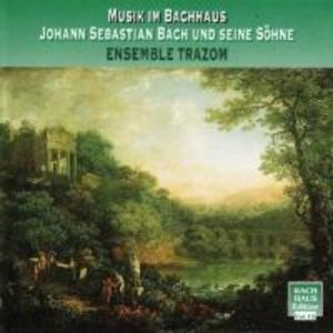 Musik Im Bachhaus Vol.12 Johann Sebastian Bach