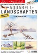 Deine Malschule - Aquarell Volume 1 - Landschaften