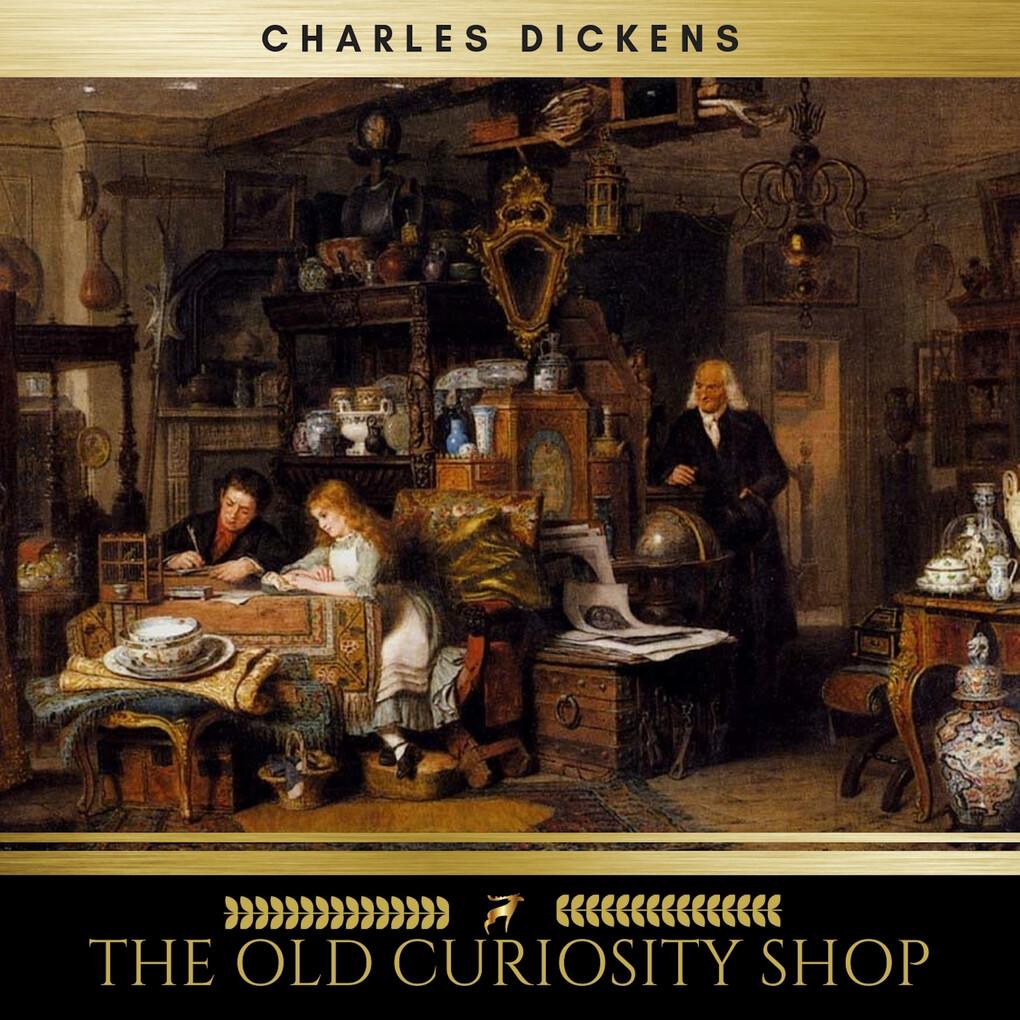 The Old Curiosity Shop als Hörbuch Download von...