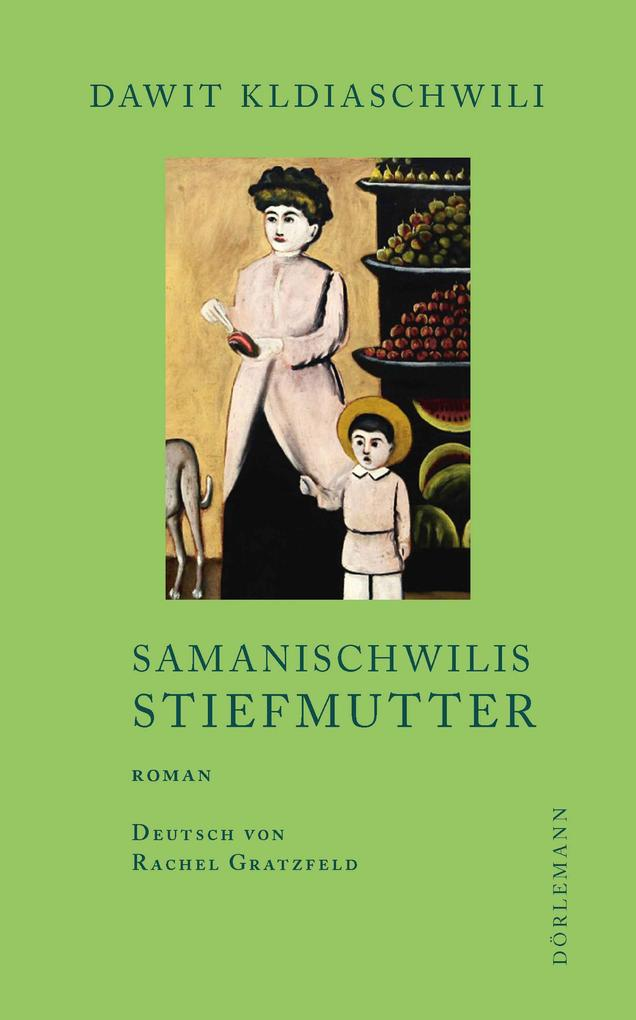 Samanischwilis Stiefmutter als eBook