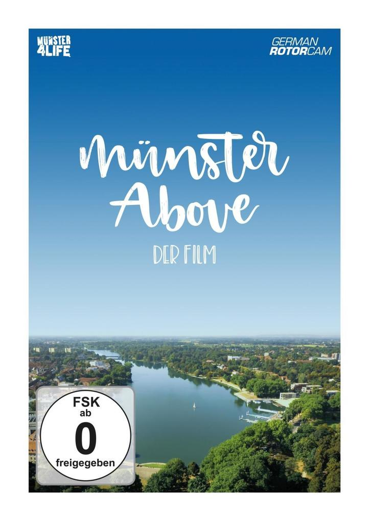 Münster Above als DVD