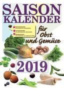 Saisonkalender für Obst und Gemüse 2019