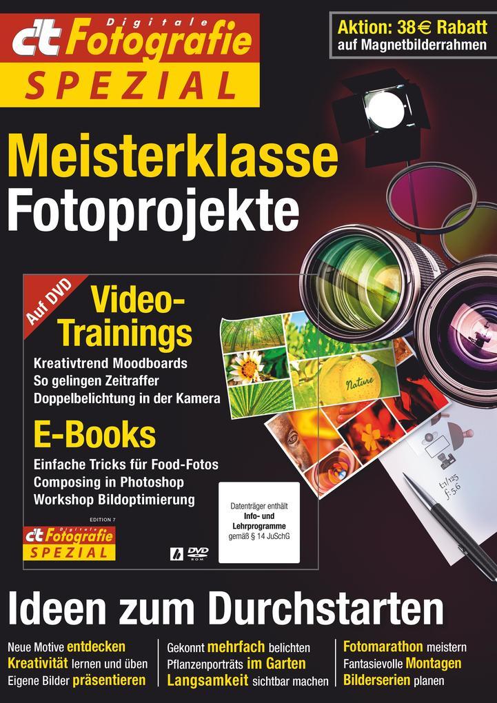 c´t Fotografie Spezial: Meisterklasse Edition 7...