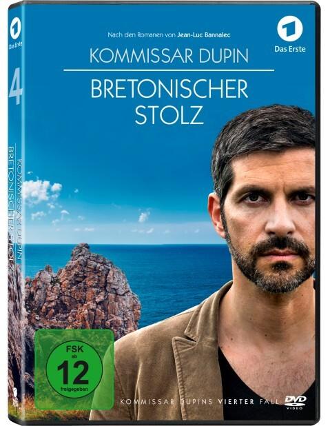 Kommissar Dupin - Bretonischer Stolz als DVD