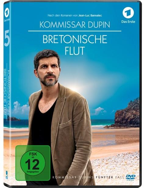 Kommissar Dupin - Bretonische Flut als DVD
