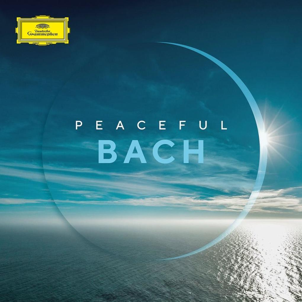 Peaceful Bach als CD