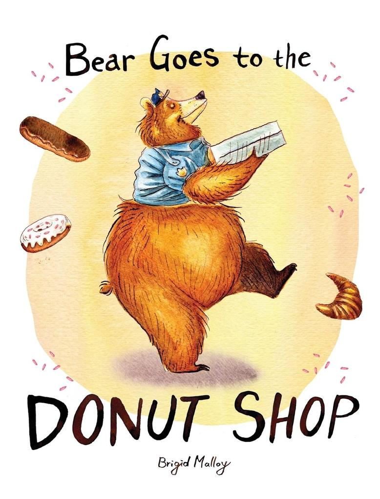 Bear Goes to the Donut Shop als Buch von Brigid...