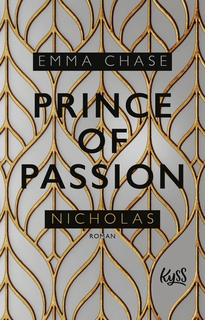 Prince of Passion - Nicholas als Taschenbuch