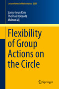 Flexibility of Group Actions on the Circle