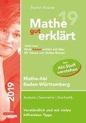 Mathe gut erklärt 2019 Baden-Württemberg Gymnasium