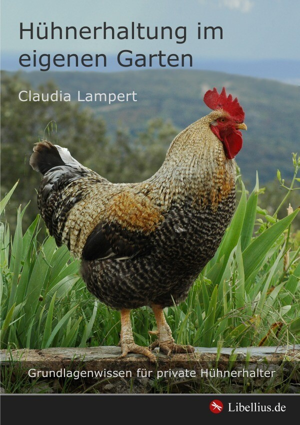 Hühnerhaltung im eigenen Garten als Buch