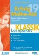 Erfolg im Mathe-Abi 2019 Lernpaket Klassik Baden-Württemberg Gymnasium