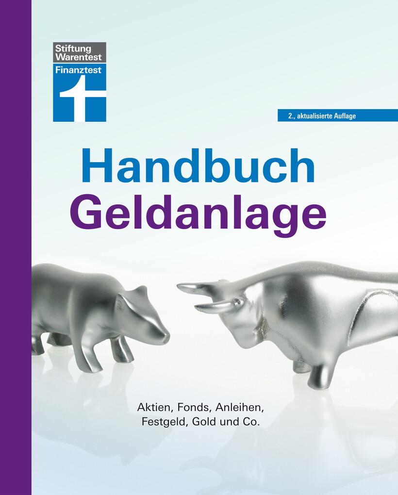 Handbuch Geldanlage als eBook Download von Stef...