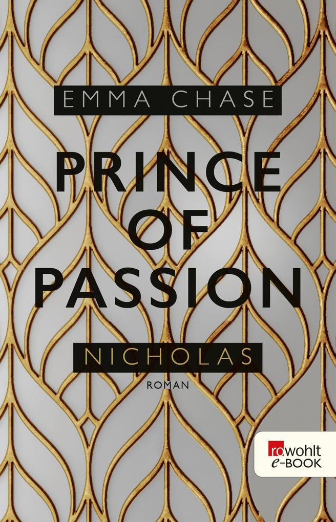 Prince of Passion - Nicholas als eBook
