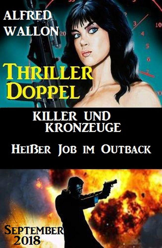 Thriller-Doppel September 2018 Killer und Kronz...