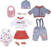 Zapf Creation - Baby born Deluxe Super Mix und Match Set 43cm