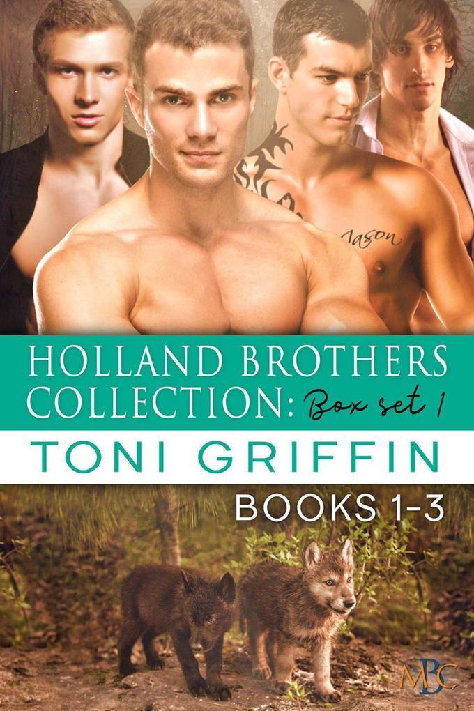 Holland Brothers Collection: Box Set 1 als eBook epub