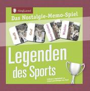 Legenden des Sports - Das Memo-Spiel für Senioren
