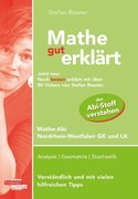 Mathe gut erklärt NRW Grundkurs und Leistungskurs