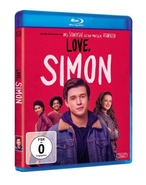 Love, Simon als DVD