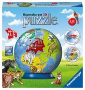 Kindererde 3D Puzzle-Ball 72 Teile