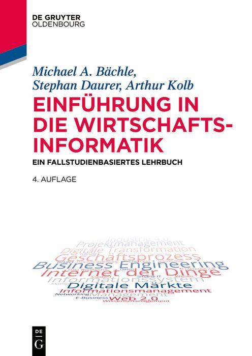 Einführung in die Wirtschaftsinformatik als eBook