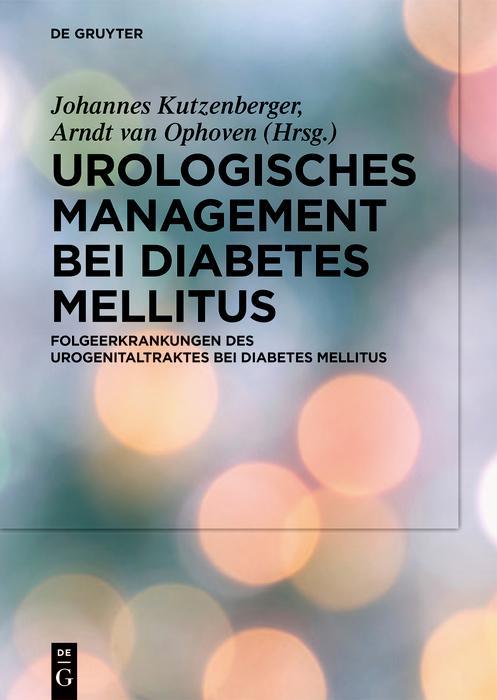 Urologisches Management bei Diabetes mellitus a...