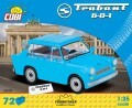 COBI - Youngtimer Collection - Trabant 601 in hellblau