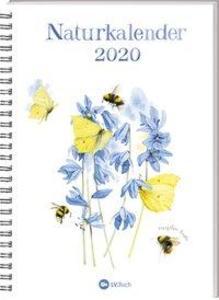 Naturkalender 2020 als Kalender