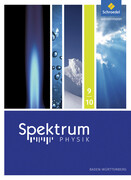 Spektrum Physik SI 9 / 10. Schülerband. Baden-Württemberg