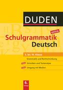 Duden Schulgrammatik extra 5.-10. Schuljahr - Deutsch
