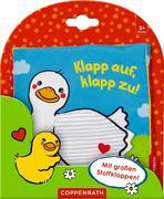 Mein Stoff-Spielbuch: Klapp auf, klapp zu!
