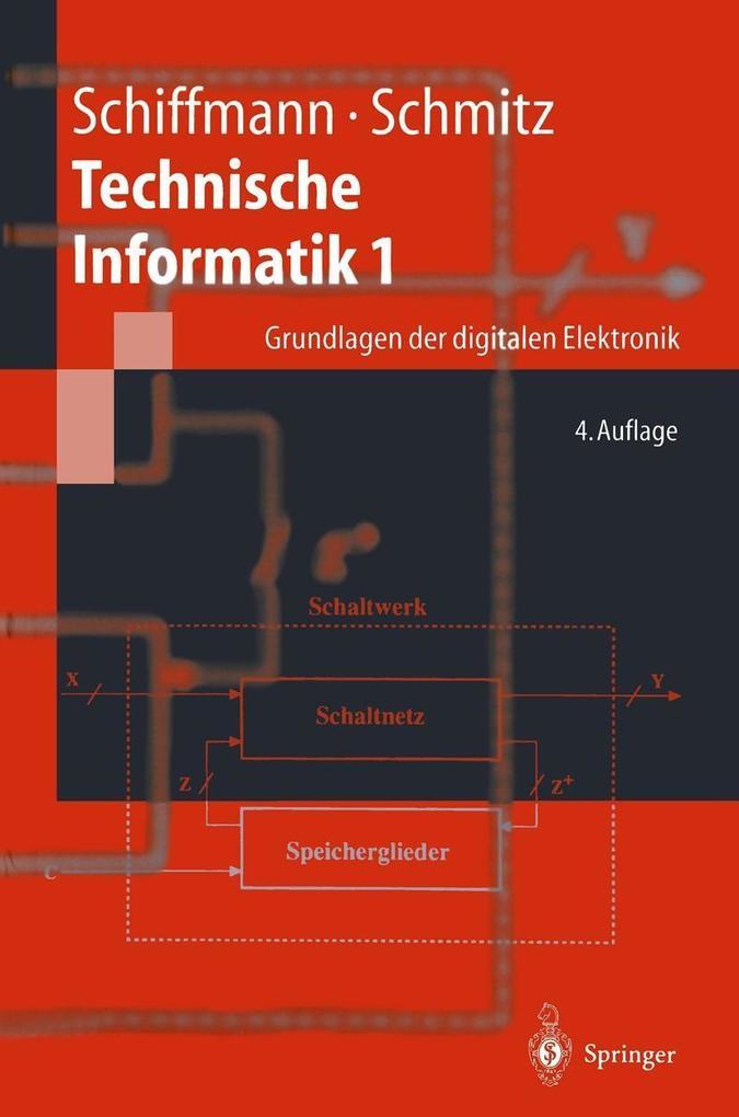 Technische Informatik 1 als eBook Download von ...