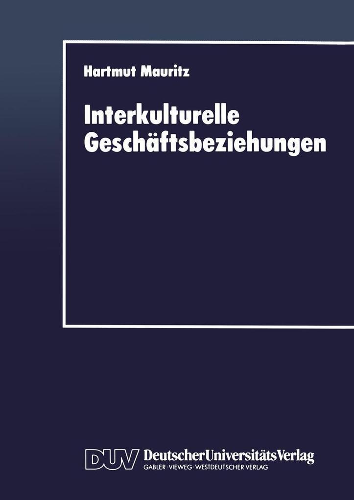 Interkulturelle Geschaftsbeziehungen als eBook ...