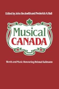 Musical Canada als eBook Download von