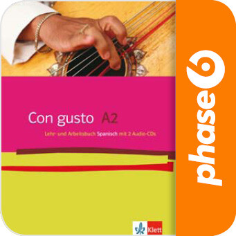 Vokabelsammlung zu: Con gusto A2 als Software-Download