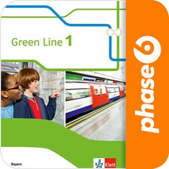 Vokabelsammlung zu: Green Line Bayern 1 als App
