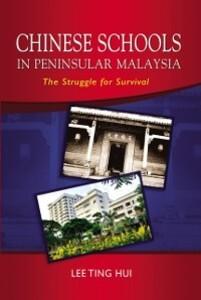 Chinese Schools in Peninsular Malaysia als eBoo...