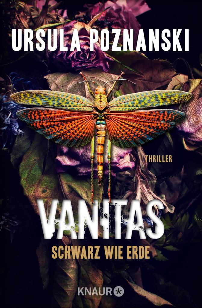 Vanitas - Schwarz wie Erde als eBook epub
