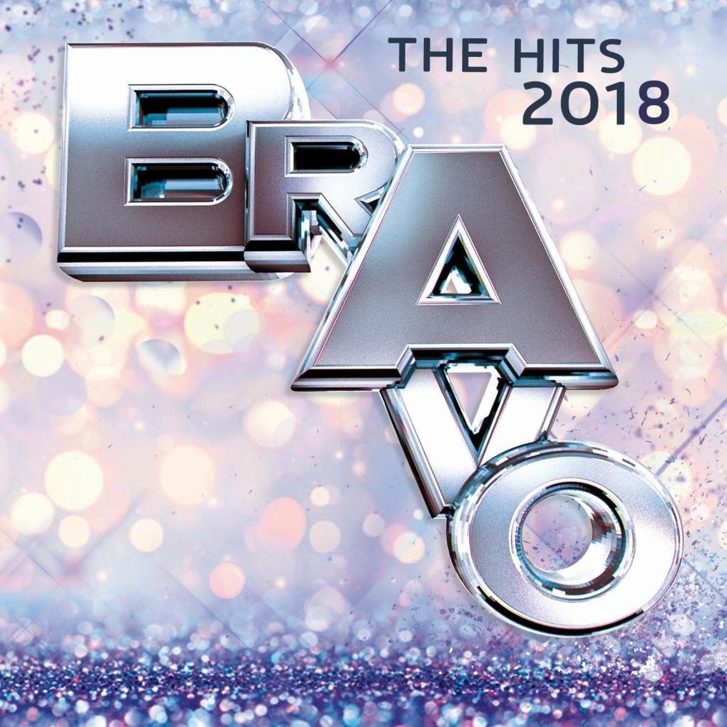 BRAVO - The Hits 2018 als CD