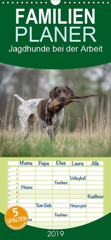 Jagdhunde bei der Arbeit - Familienplaner hoch ...