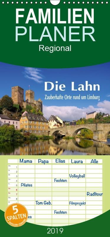 Die Lahn - Zauberhafte Orte rund um Limburg - F...