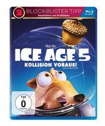 Ice Age 5 - Kollision voraus, 1 Blu-ray