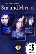 Die Geschichte von Sin und Miriam: Alle 3 Bände der düster-romantischen Reihe in einer E-Box! (Die Geschichte von Sin und Miriam )