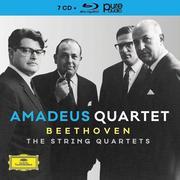 The String Quartets, 7 Audio-CDs + 1 Blu-ray-Audio (Ltd. Edt.)