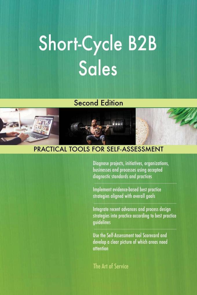Short-Cycle B2B Sales Second Edition als eBook ...