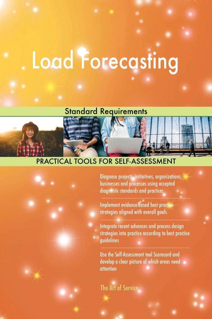 Load Forecasting Standard Requirements als eBoo...